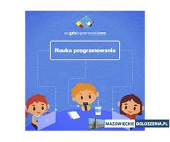 Kurs programowania dla młodzieży Warszawa