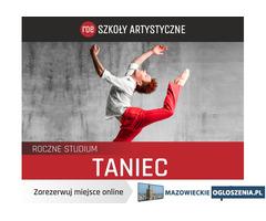 Roczne Studium Tańca w Warszawie